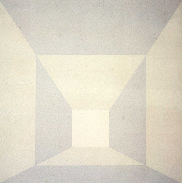 Josef Albers   Mitered Squares, Plus II (1976)   Available for Sale   Artsy