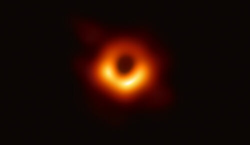 Astronomers Capture First Image of a Black Hole Ever