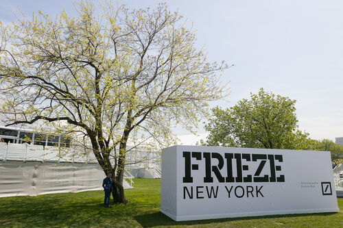 Endeavor's IPO filing revealed more details of its acquisition of Frieze.