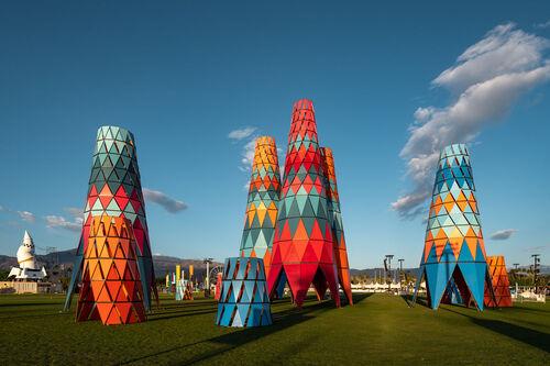 See Coachella's Massive New Art Installations
