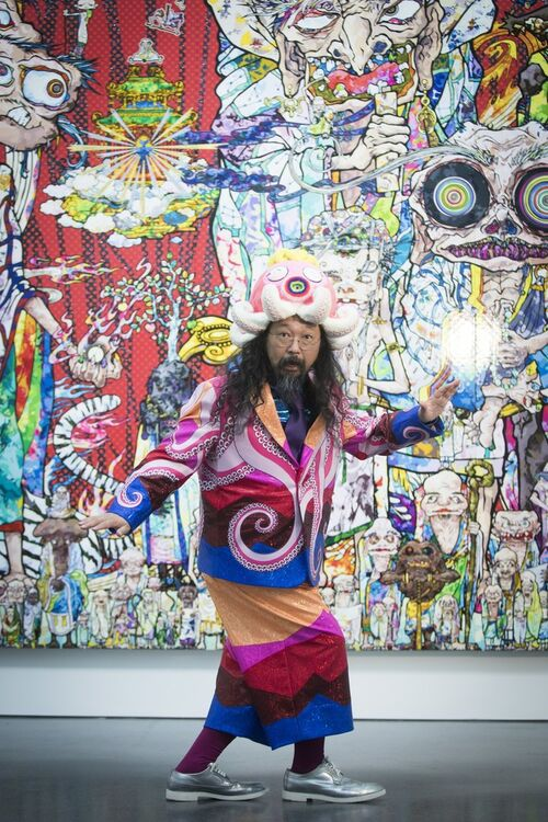 Takashi Murakami has split with one of his longtime galleries.