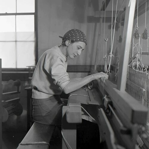 Anni Albers on How to Be an Artist
