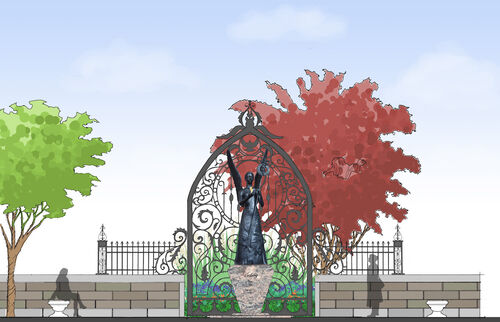 A new design for a Central Park statue was chosen after Simone Leigh withdrew her winning proposal amid protests.