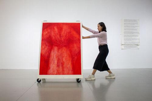 What Happens When an Artwork Is Damaged beyond Repair