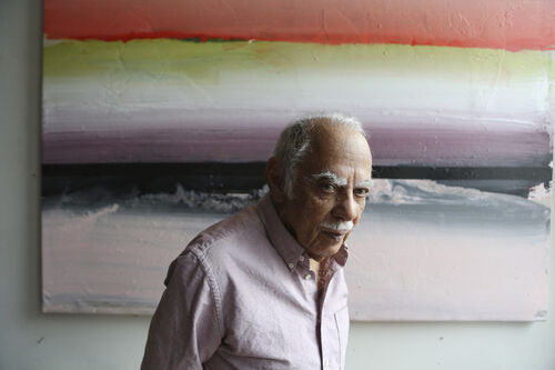 The pioneering abstract painter Ed Clark has died at 93.