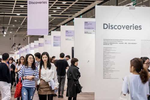 Art Basel in Hong Kong galleries demanded a 50 percent discount on booth fees amid protests and fears of censorship.