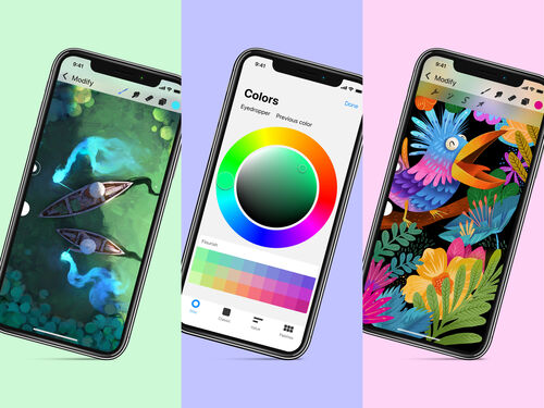 7 New Apps for Artists and Art Lovers