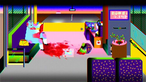 Wong Ping's Absurdist, Sexual Animations Deliver Biting Commentary