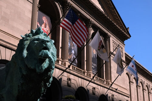 The Art Institute of Chicago is planning a major overhaul.