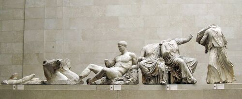 A new Brexit mandate could force Britain to return the Parthenon Marbles to Greece.