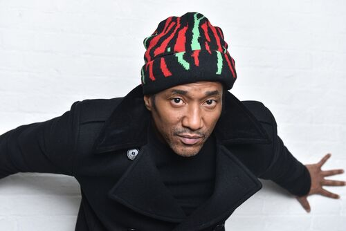 Hip Hop Legend Q-Tip Shares His Diverse Art Collection