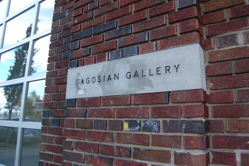 Gagosian will take over former Mary Boone and Pace Gallery spaces in Chelsea.