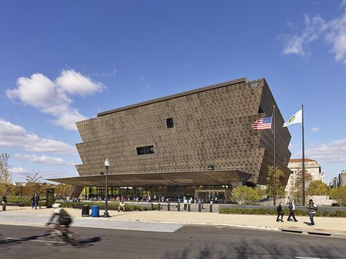 The National Museum of African American History and Culture launched a portal to facilitate conversations about race.