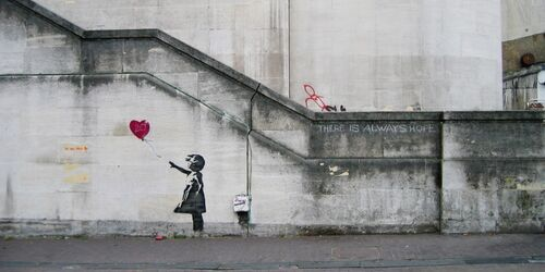 The 6 Most Iconic Works by Banksy
