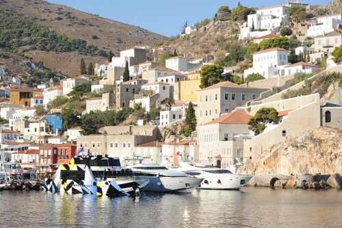 Mega-Collector Dakis Joannou Turned a Remote Greek Island into an Art Mecca