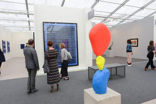 What Sold at Frieze Los Angeles