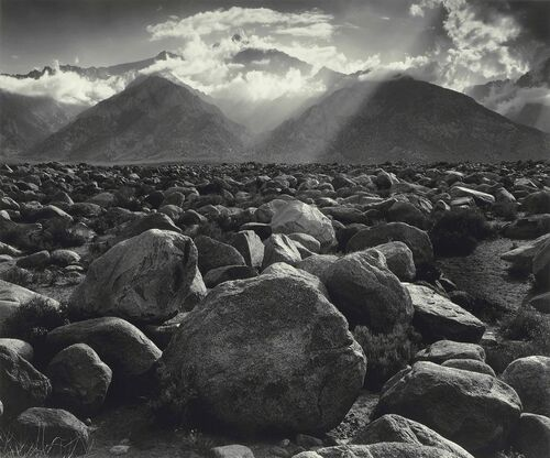 Did Ansel Adams's Male Gaze Influence His Landscape Photography?