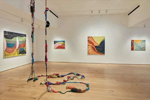 Sonia Gomes Crafts Bold Textile Works from Strangers' Treasures