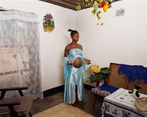 Deana Lawson was awarded the 2020 Hugo Boss Prize