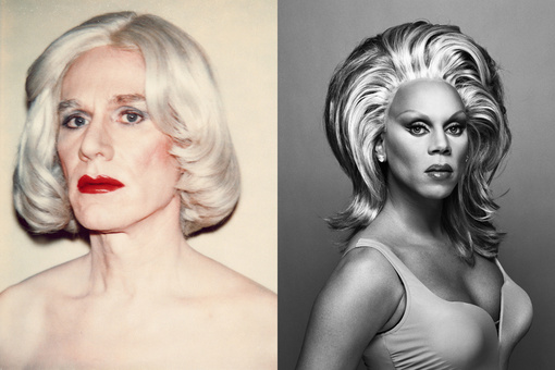 Why Andy Warhol Would Have Loved RuPaul's Drag Race