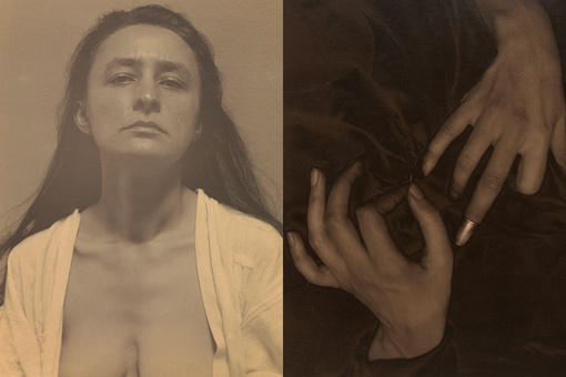 Alfred Stieglitz's Sensual Photographs of Georgia O'Keeffe Reveal Her Vulnerability