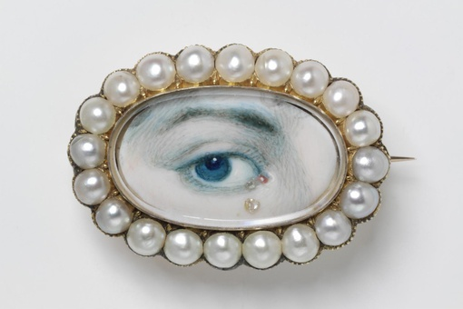 The Mysterious History of Lover's Eye Jewelry