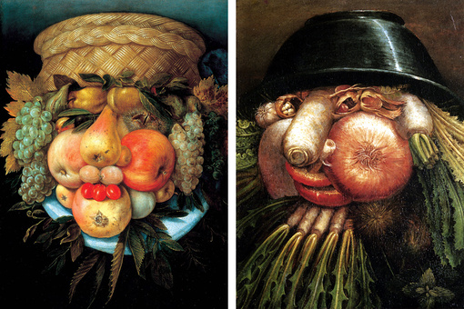 The Renaissance Artist Whose Fruit-Faced Portraits Inspired the Surrealists