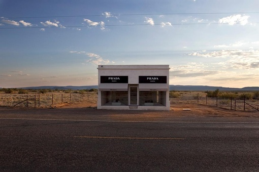 The Fake Prada Store in the Texas Desert That Became an Art Mecca