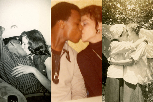 A Century of Photographs Capture the Passion and Joy of Kissing