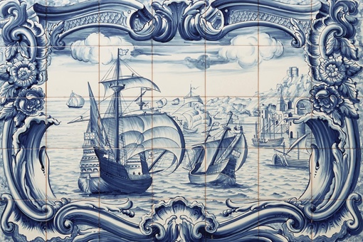 How Lisbon's Dazzling Tile Traditions Continue to Thrive Today