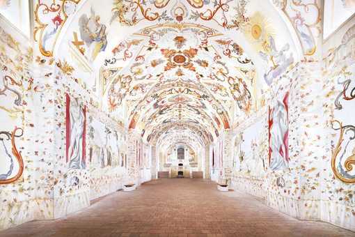 A Paradise of Baroque Frescoes Is Tucked inside an Austrian Crypt