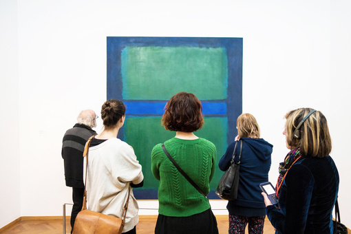 What Makes an Abstract Expressionist Painting Good?