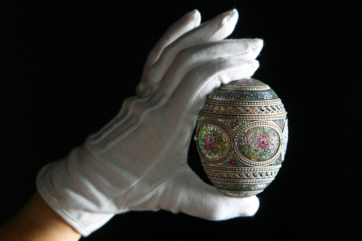 A Brief History of the Fabergé Egg