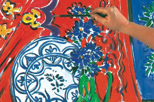 A Guide to Painting a Still Life like Matisse