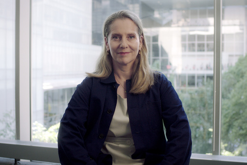 Curator Paola Antonelli on Fighting Insecurity in the Workplace