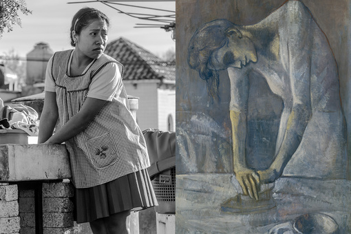 "What Alfonso Cuarón's ""Roma"" Could Have Learned from Art History"