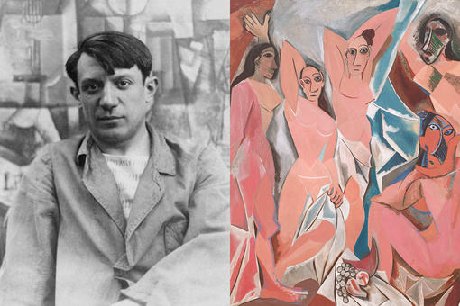 """Les Demoiselles d'Avignon"" Is Picasso at His Most Revolutionary—and Most Reprehensible"