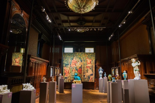 At TEFAF New York, Buzz and Sophistication Bring Early Sales