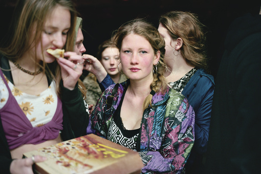 These Photos Capture the Joy and Awkwardness of Teenage Life