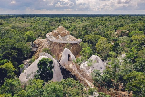 A Fantastical Art School Is Opening in a Jungle outside Tulum