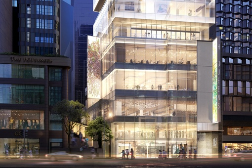 Hong Kong's Most Important Gallery District Is in a Brand New 26-Story Skyscraper