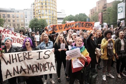 How Ana Mendieta Became the Focus of a Feminist Movement