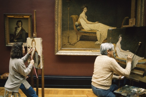 Copying Other People's Art Can Boost Creativity