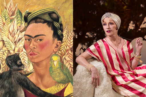 10 Masters of the Self-Portrait, from Frida Kahlo to Cindy Sherman