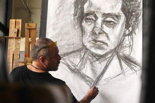 How to Get Started Drawing with Charcoal