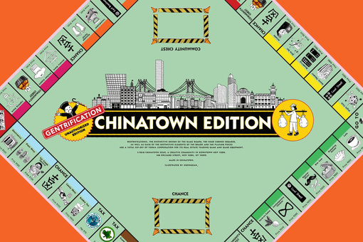 An Artist-Designed Monopoly Edition Highlights the Game's Anti-Gentrification Roots