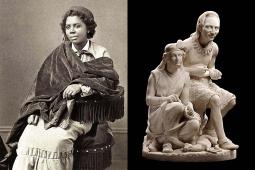 The Unlikely Success of Edmonia Lewis, a Black Sculptor in 19th-Century America