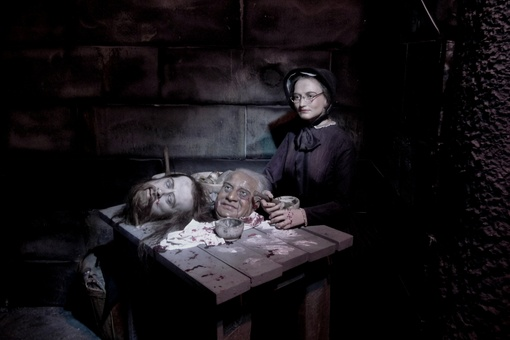 The Grisly Origins of Madame Tussaud's Wax Empire