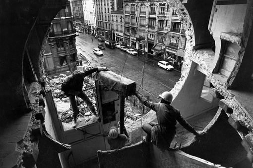 How Gordon Matta-Clark Turned the Ruins of 1970s New York into Art