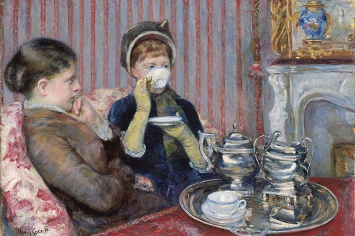 Mary Cassatt Painted Domestic Life in a Way Male Impressionists Couldn't